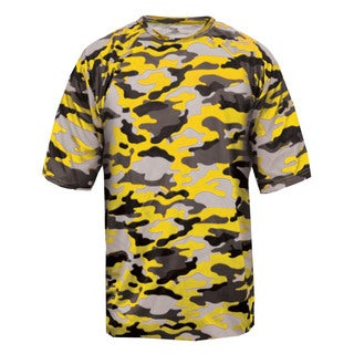 Camo Youth Gold Camouflage T-Shirt