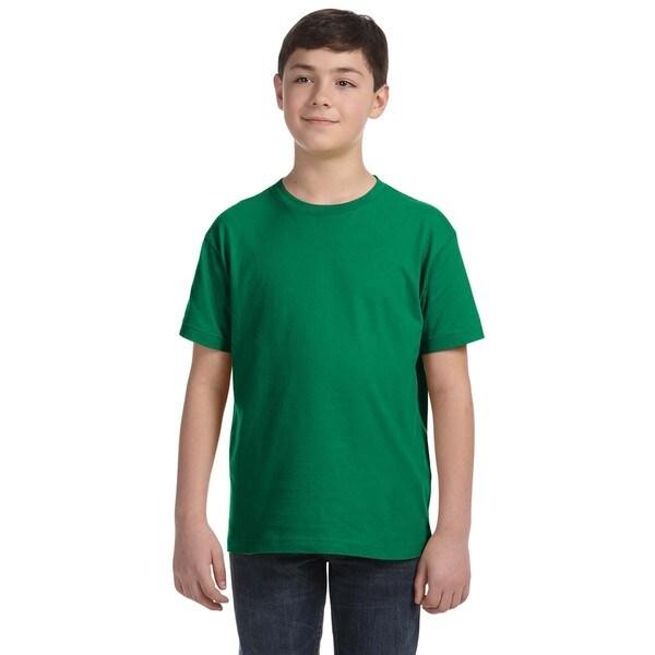 Boys' Kelly Fine Jersey T-shirt