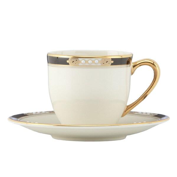 Lenox Handcock Demi Cup & Saucer 19463283
