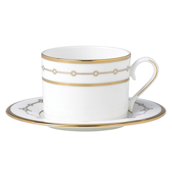 Lenox Jeweled Jardin Can Cup & Saucer 19463322
