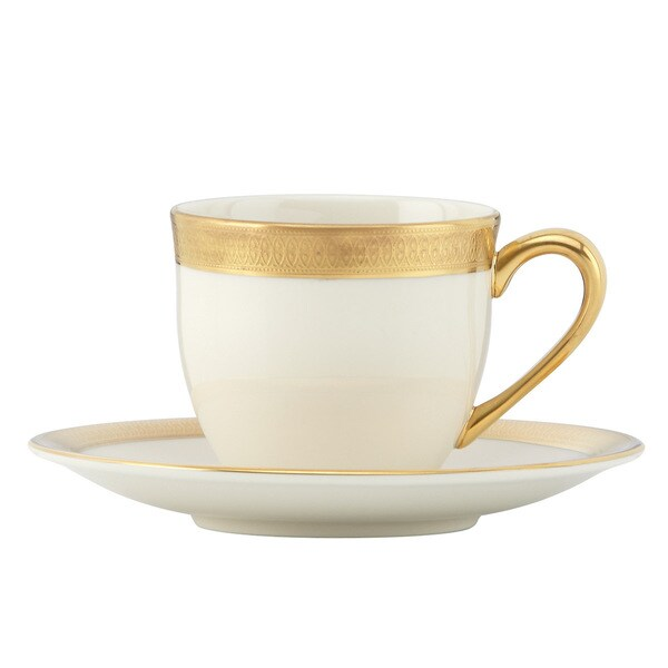 Lenox Lowell Demi Cup & Saucer 19463328
