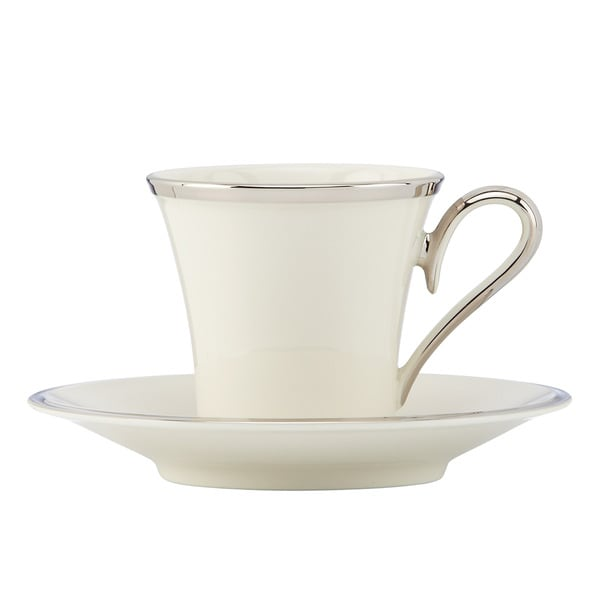 Lenox Solitaire Demi Cup and Saucer 19463435