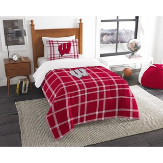 COL 835 Wisconsin Twin Comforter Set