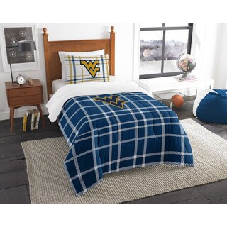 COL 835 West Virginia Twin Comforter Set