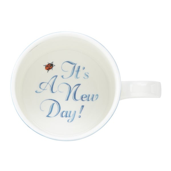 Lenox Butterfly Meadow Its A New Day Mug