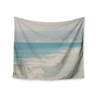 Kess InHouse Laura Evans 'Waves' 51x60-inch Wall Tapestry