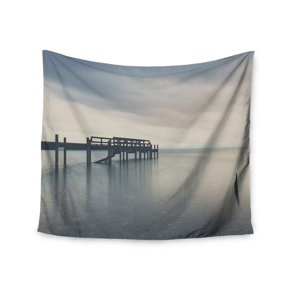 Kess InHouse Laura Evans 'Waiting for the Storm to Pass' 51x60-inch Wall Tapestry