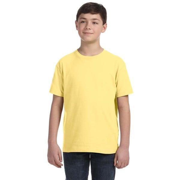 Boys' Yellow Jersey T-shirt