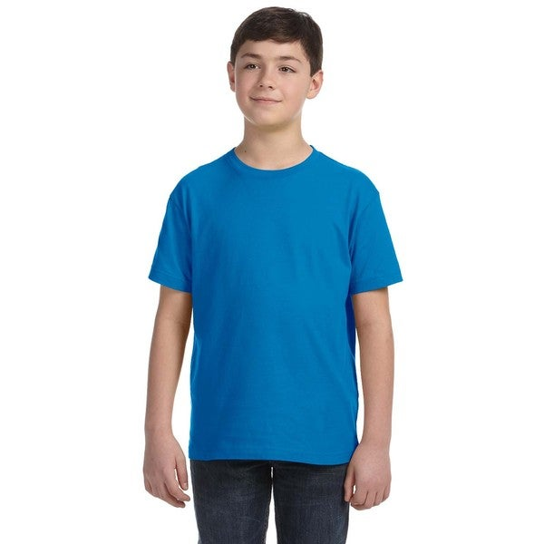 Boys' Cobalt Fine Jersey T-shirt