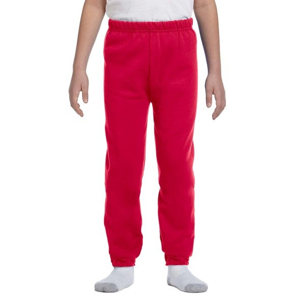 Nublend Youth Red Sweatpants