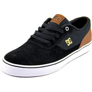 DC Shoes Men's Switch S Regular Suede Athletic Shoes
