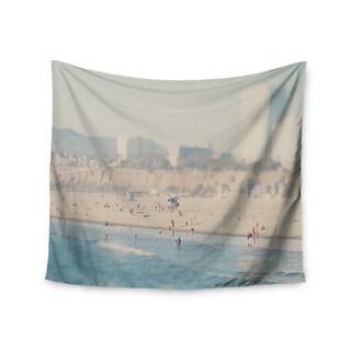 Kess InHouse Laura Evans 'Santa Monica Beach' 51x60-inch Wall Tapestry