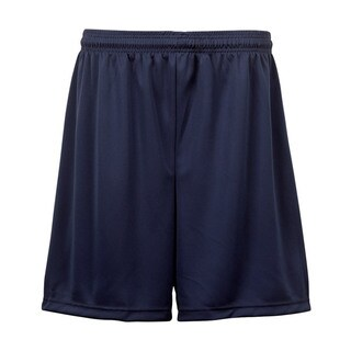 Youth Navy Polyester Performance Shorts