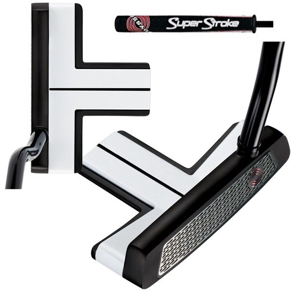 Odyssey Works Big T W/SuperStroke Grip Putter