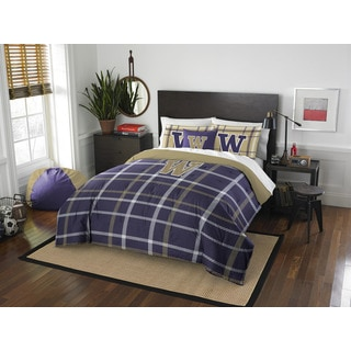 COL 836 Washington Full Comforter Set