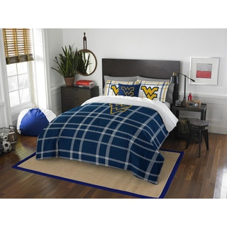 COL 836 West Virginia Full Comforter Set