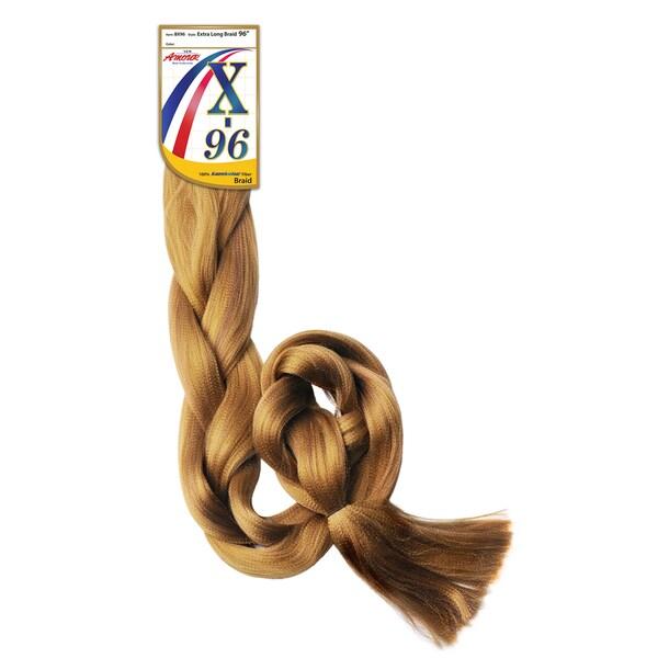 Senegalese Twist 96-inch X-pression Braid Amour 100-percent Kanekalon (Box of 80)