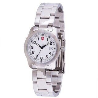 Victorinox Swiss Army Women's Field Collection Stainless Steel Watch