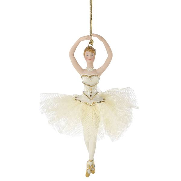 Ballerina Ornament