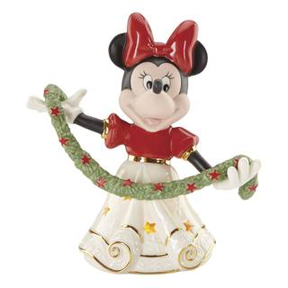 Merry Minnie Lit Figurine
