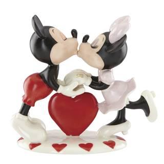 Mickey Loves Minnie Figurine
