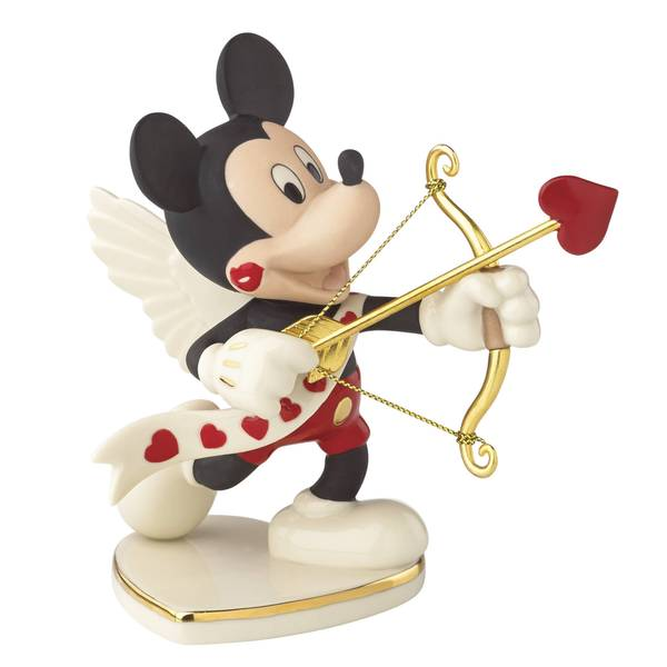 Mickeys Valentine For You Figurine