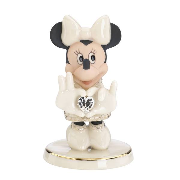 Minnie Claus Figurine