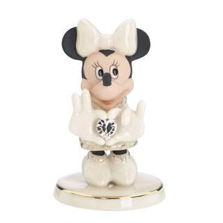 Minnie Claus Figurine
