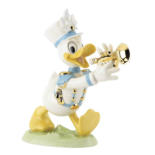 Band Leader Donald Duck Figurine