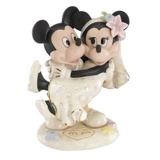 Minnie's Dream Beach Wedding Figurine