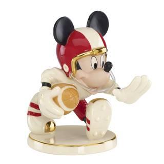 Varsity Mickey Figurine