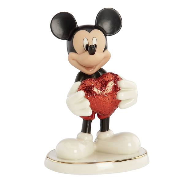 Love Struck Mickey Figurine