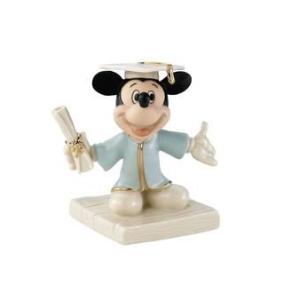 Mickeys Graduation Day Figurine