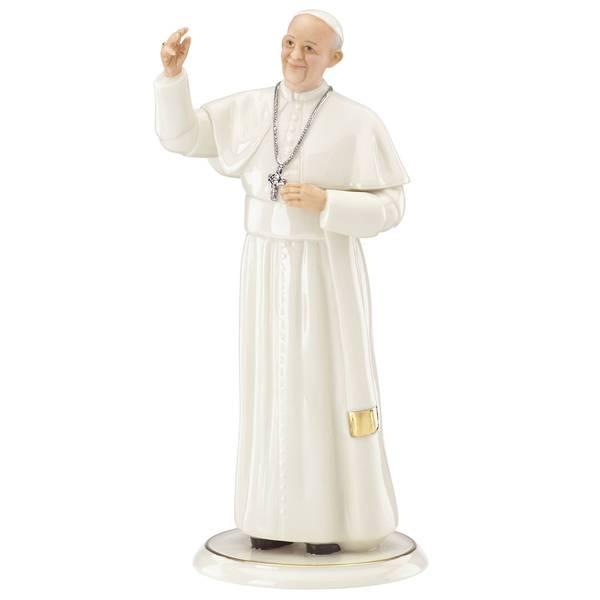Pope Francis Figurine