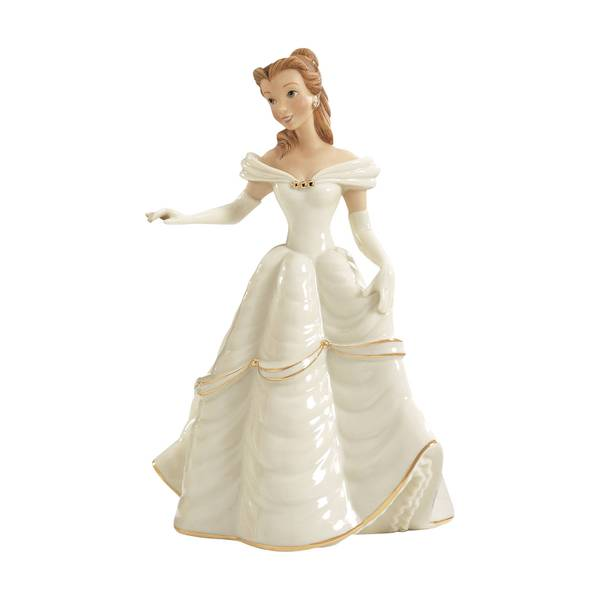 Disney's Belle My Heart Is Yours Figurine