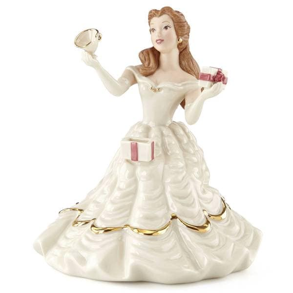Belles Birthday Surprise Figurine