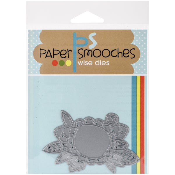Paper Smooches Die Cute Cluster