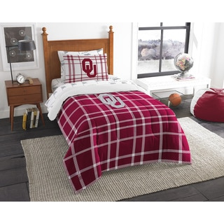COL 845 Oklahoma Twin 5-piece Bed in a Bag with Sheet Set