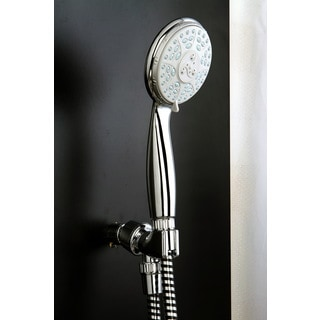 Chrome Four-function Personal Handheld Shower Head