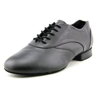 Capezio Men's 'Tony Smooth 1' Leather Athletic Dance Shoes