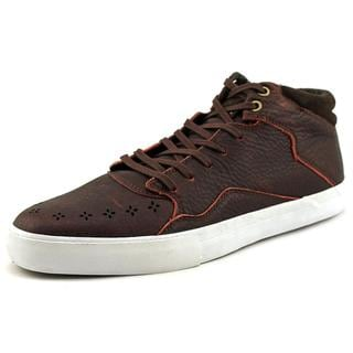 Diamond Supply Co Men's Folk Mid Leather Athletic Shoes