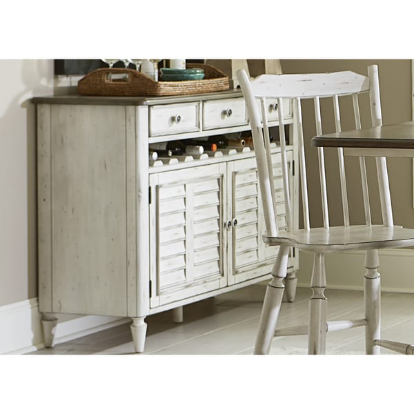 Oak Hill Farmhouse Server