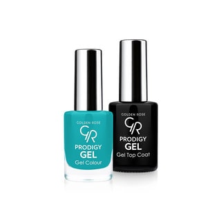 Golden Rose Prodigy Gel Effect Nail Color Duo