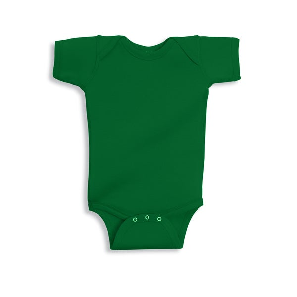 Rabbit Skins Kelly Green Infant Bodysuit