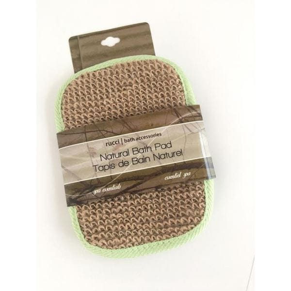 Rucci Jute/Bamboo Soap Bag