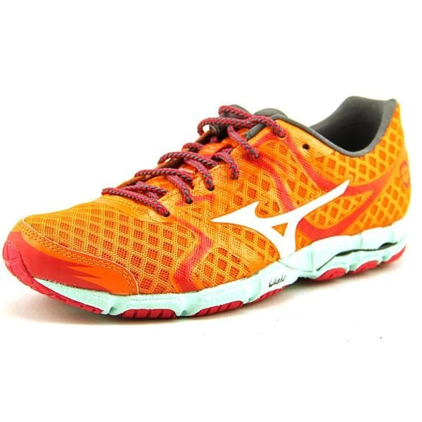 Mizuno Women's Wave Hitogami Racing Mesh Athletic Shoes