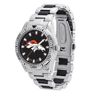 Denver Broncos NFL Heavy Hitter Men's Watch