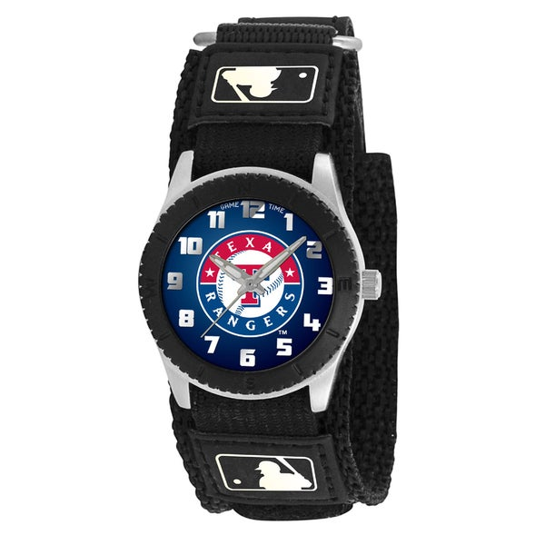Texas Rangers MLB Rookie Black Watch 19479413