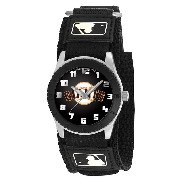 San Francisco Giants MLB Rookie Black Watch 19479417