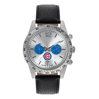 Chicago Cubs MLB Letterman Men's Watch